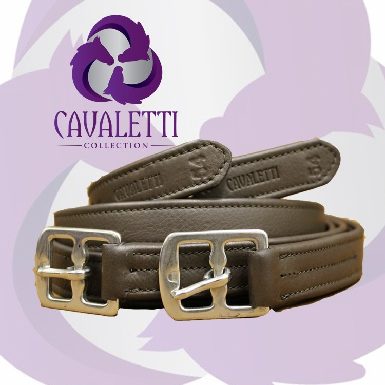 Cavaletti Collection Scirrocco Stirrup Leathers