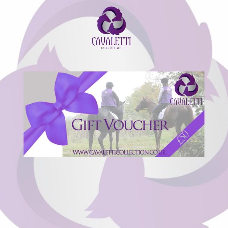 Cavaletti Collection £50 Voucher