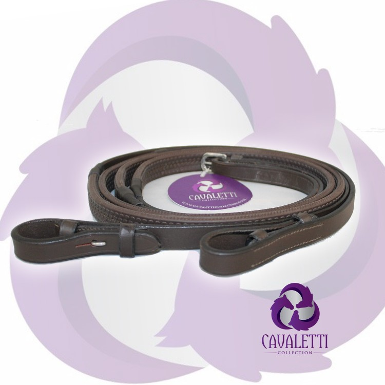 Cavaletti Collection Rubber Grip Reins