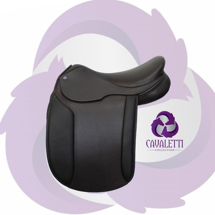 Cavaletti Collection Show Saddle