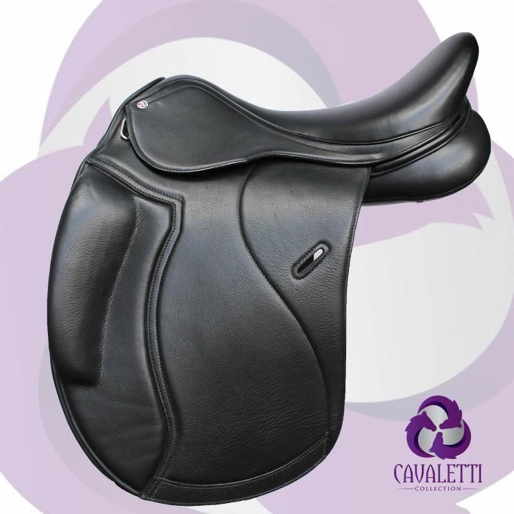 Cavaletti Collection Monoflap Dressage Saddle